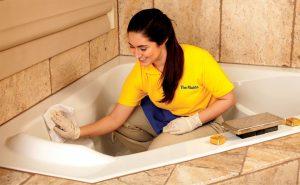 Как Восстановить Эмаль Ванны в Домашних Условиях? Восстановление Эмали Ванн Своими Руками или Как Отреставрировать Чугунную Ванну в Домашних Условиях?